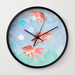 Around the bowl in Eighty seconds Wall Clock