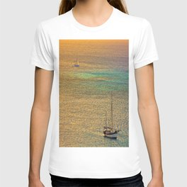 Sailing From the Sunset T-shirt