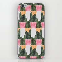 cactus iPhone & iPod Skins featuring cactus by Grace