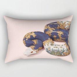 BAROQUE SNAKE Rectangular Pillow