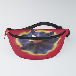 Seeing red (at tulip time) Fanny Pack