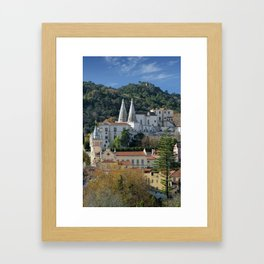 Sintra, Portugal Framed Art Print