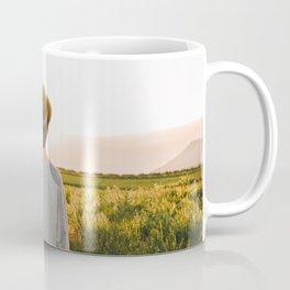 Chasing the sun Coffee Mug