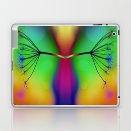 Butterfly... You My Friend, Are A Victim Of Disorganised Thinking... Laptop & iPad Skin