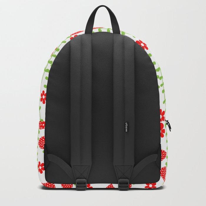 Flower A Backpack