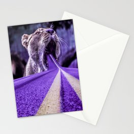 Mouth of the Tiger Stationery Cards