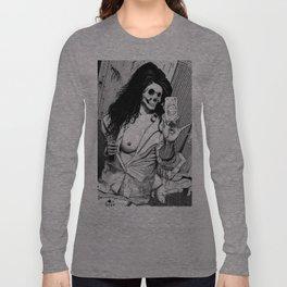 La belle entourloupe (A pretty trick) Long Sleeve T-shirt