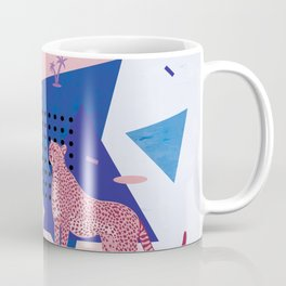 Cheetahs in Memphis I. Coffee Mug