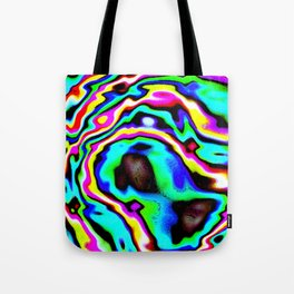 It's a Wobbly World Tote Bag
