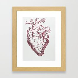 You Can Have It All (Progressive Proof #2) Framed Art Print