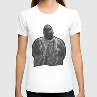 biggie T-shirts featuring biggie by irdion