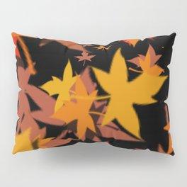 Fall Color Pillow Sham