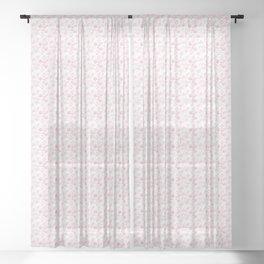Mini Impressions: SPRING BEAUTIES Sheer Curtain