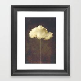 Im a cloud stealer Framed Art Print