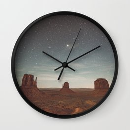 The Monuments Are Calling and I Must Go... Wall Clock