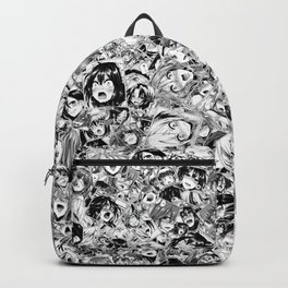 Manga ahegao Backpack