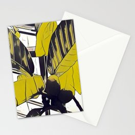 Oops, There Goes Another Rubber Tree... Stationery Cards
