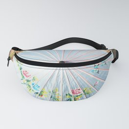 A Parasol in the Sand Fanny Pack