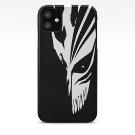 Bleach- Ichigo Kurosaki Hollow Mask iPhone Case