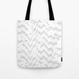 noisy pattern 02 Tote Bag