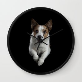 Jack Russell Terrier 10 Wall Clock
