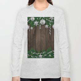 Christmas decoration Long Sleeve T-shirt