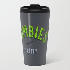 ZOMBIES, run! Travel Mug