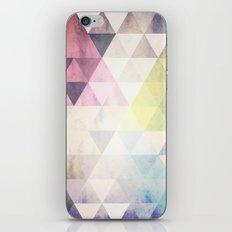 Geometric Groove iPhone & iPod Skin