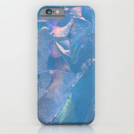 Holographic Artwork No 5 (Crystal) iPhone Case
