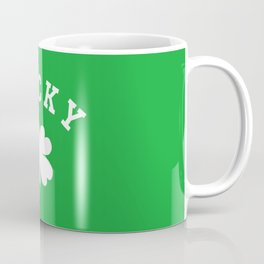 Lucky 4 Leaf Clover Coffee Mug