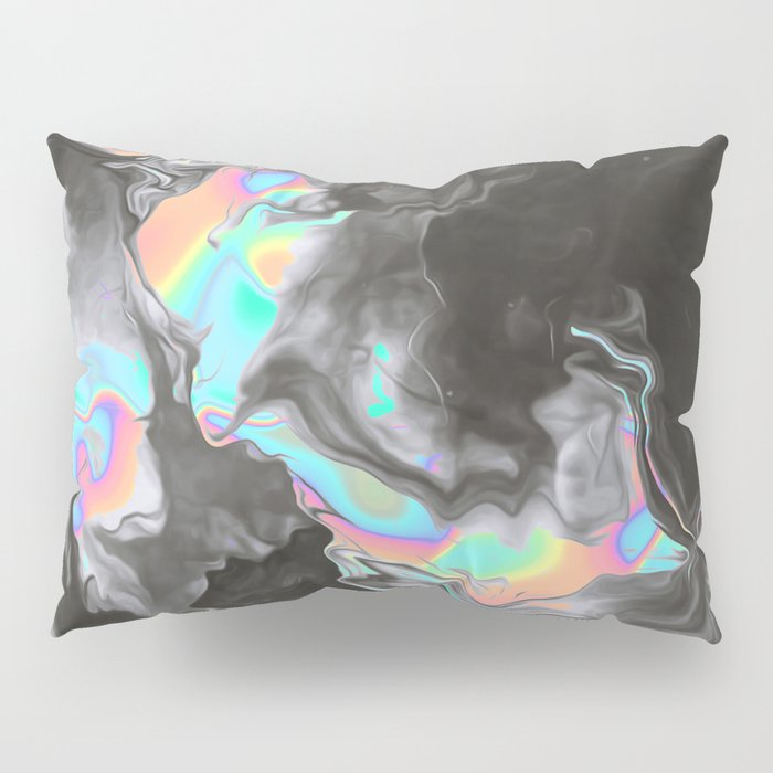 SPACE & TIME Pillow Sham