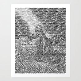 Go to Dark Gethsemane Art Print