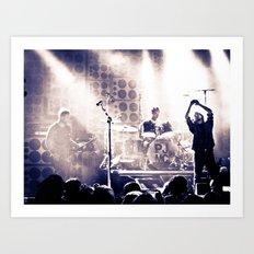 Pearl Jam Art Print