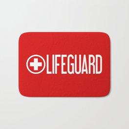 Lifeguard Bath Mat