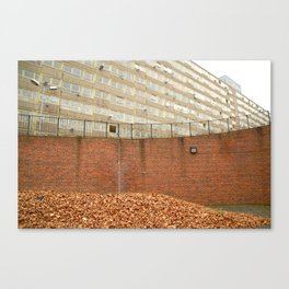 The Heygate Estate (1) Canvas Print