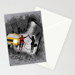 Hailing A High Five Stationery Cards