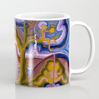 paradise Mugs featuring Paradise by CrismanArt