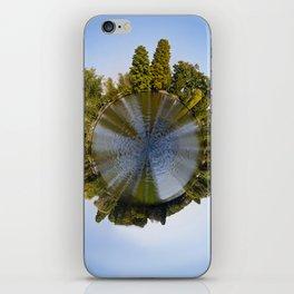 Tiny Planet iPhone Skin