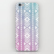 Aztec Pattern 12 iPhone & iPod Skin