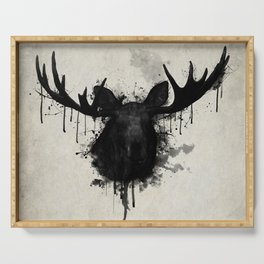 Moose Serving Tray