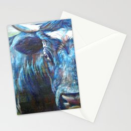 Steer (*Koinonia*) Stationery Cards