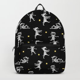 Cute Mummy Happy Halloween Backpack
