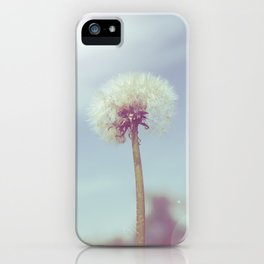 Fine and Dandy iPhone Case