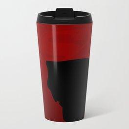 super man Travel Mug