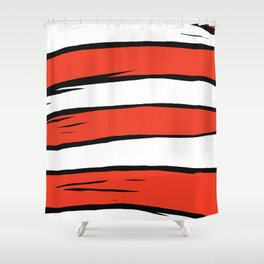 The Dr. is in the house Shower Curtain