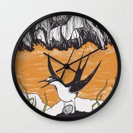 The Birdman Religion Wall Clock