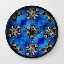 CATEDRAL Wall Clock