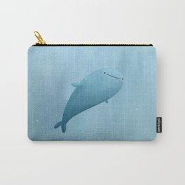 Cute Whale Shark Carry-All Pouch