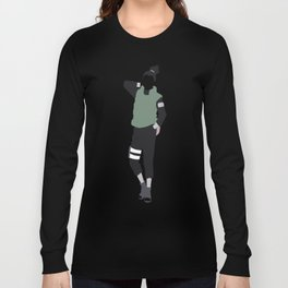 Shikamaru Long Sleeve T-shirt