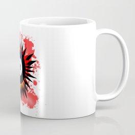 45 RPM Record Explosion Coffee Mug